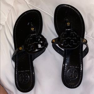 very gently worn Tory Burch sandals